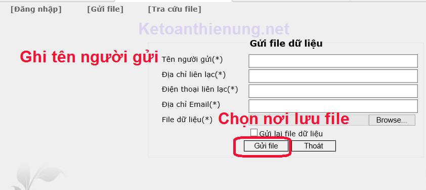 thủ tục đăng ký mã số cá nhân