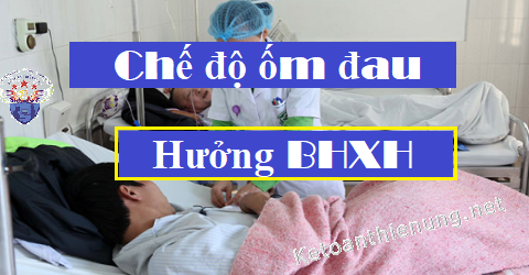 Thủ tục hồ sơ hưởng Chế độ ốm đau BHXH năm 2019