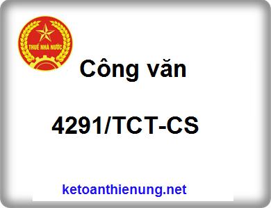 Công văn 4291/TCT-CS Cho phép viết tắt trên hóa đơn GTGT