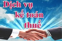 Dịch vụ kế toán thuế - Báo cáo thuế tháng - Qúy