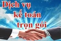 Dịch vụ kế toán trọn gói giá rẻ tại Hà Nội