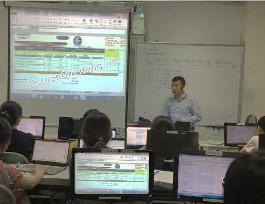 Lớp học kế toán EXCEL (Học Lập Báo cáo tài chính trên Excel)