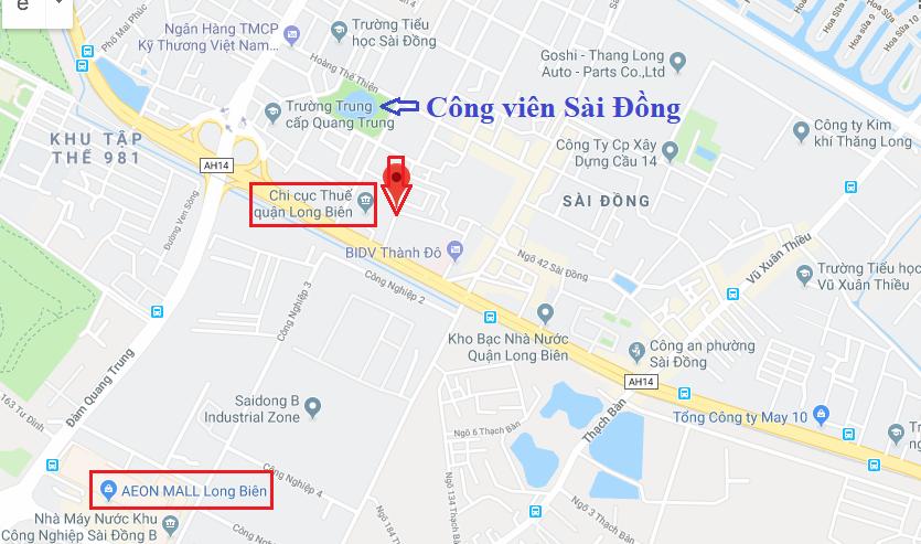 Địa chỉ học kế toán tại Long Biên (Sài Đồng) - Hà Nội