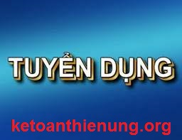 Công ty tư vấn và kinh doanh Vietbay tuyển Nhân viên kế toán