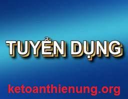 Công ty TNHH XD và DV Phúc An tuyển Kế toán viên