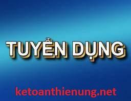 Công ty TNHH Hùng Minh tuyển Nhân viên kế toán tổng hợp
