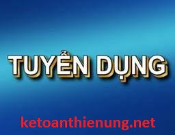 Công ty CP Quảng cáo Thái Dương tuyển Kế toán viên